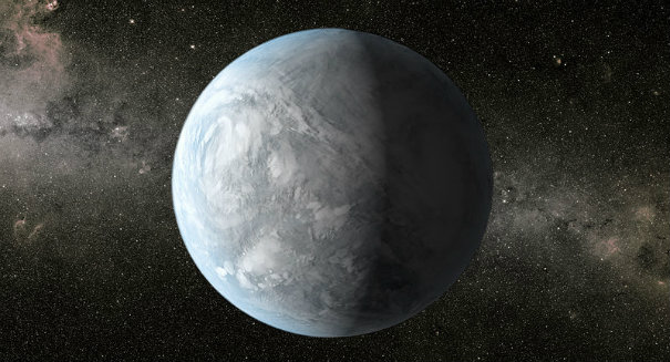 Astronomers find another potentially habitable planet 11 light-years away