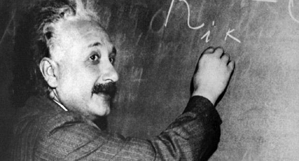 Albert Einstein's diary reveals his 'disease of white people'