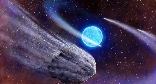 Amateur astronomer discovers exocomets in Kepler data