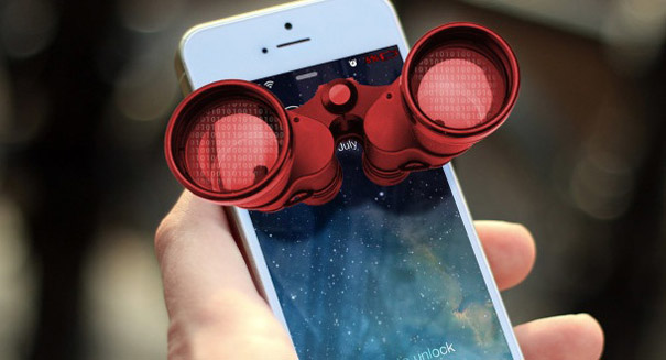 Are smartphones spying on us?