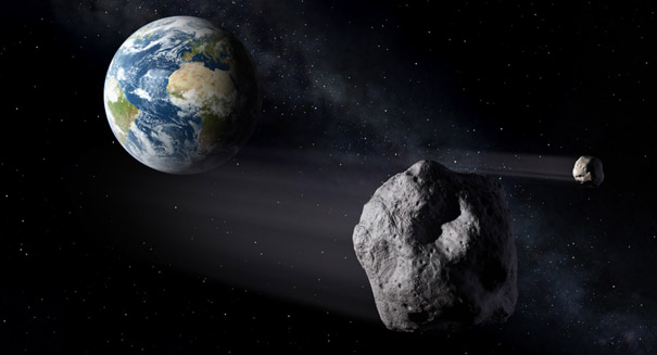 Asteroid flying safely past Earth may be larger than Chelyabinsk meteor