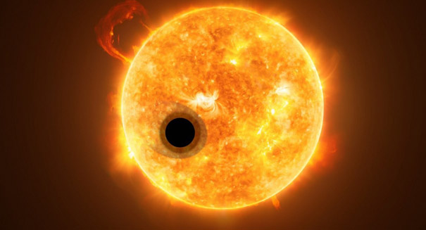 Astronomers discover helium in exoplanet atmosphere for first time ever