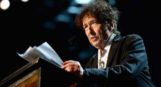 Bob Dylan submits acceptance speech for Nobel Prize