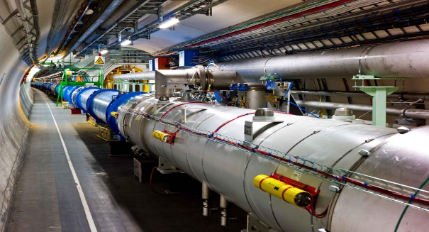 CERN's Large Hadron Collider accelerates atoms for first time ever