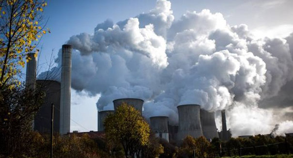 Earth's carbon dioxide levels highest in 800,000 years