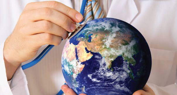 Climate action is really about public health