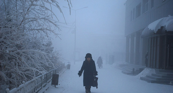 Coldest place on Earth is colder than we thought