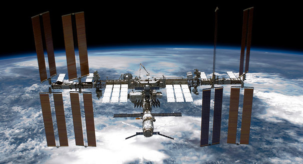 Cosmonauts discover bacteria on ISS exterior