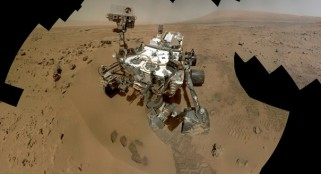 Curiosity team seeks alternate route to Mars' Mount Sharp after rover stalled