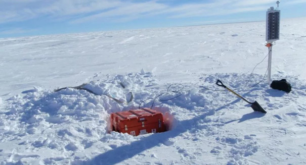 East Antarctica sees a lot of seismic activity, study reports