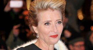 Emma Thompson attacks Hollywood for pressuring women to lose weight