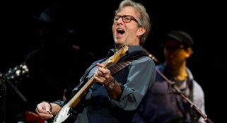 Eric Clapton cancels Los Angeles shows due to bronchitis
