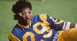 Eric Dickerson banned from Rams sideline