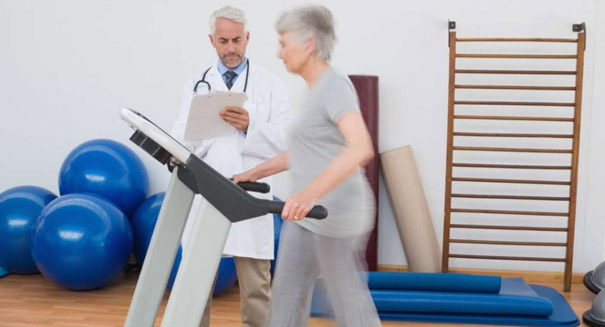 Exercise could help stall dementia