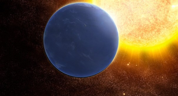 Rogue planet discovered beyond our solar system