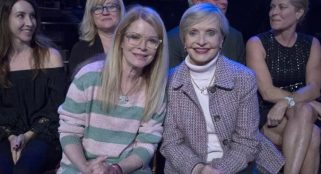 Maureen McCormick is mourning the death of Florence Henderson