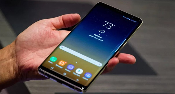 Galaxy Note 9 to launch ahead of schedule