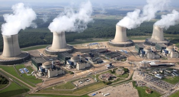 Greenpeace activists expose nuclear power plant's security vulnerability
