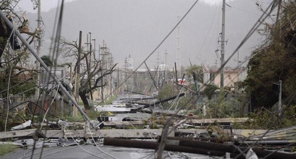 Harvard study estimates over 4K died in Puerto Rico due to Hurricane Maria