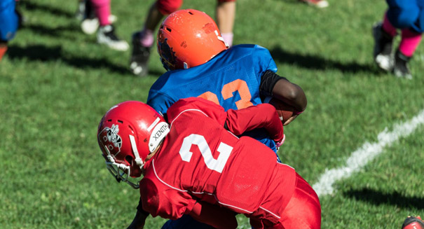 Head hits, not just concussions, may lead to CTE