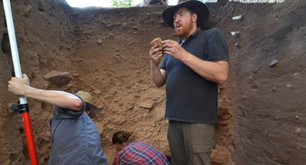 Humans arrived in Australia much earlier than thought