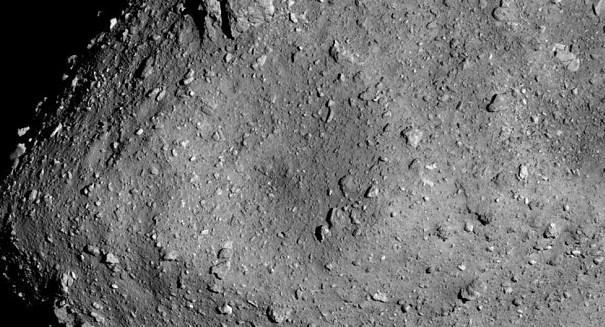 JAXA proposes possible Hayabusa 2 landing sites on asteroid Ryugu