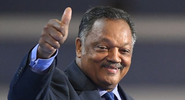 Rev. Jesse Jackson diagnosed with Parkinson's disease
