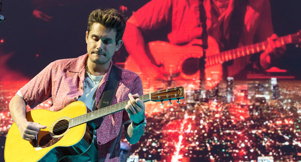 Singer John Mayer recovers after emergency appendectomy