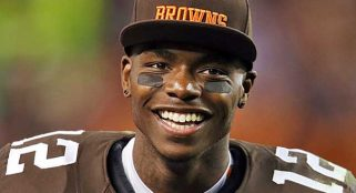 Browns not ready to part ways with Josh Gordon