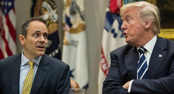 Kentucky is first state to require Medicaid patients to work