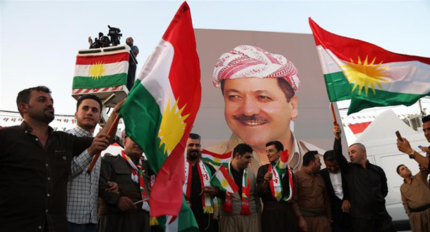 Iraqi court declares Kurdish secession