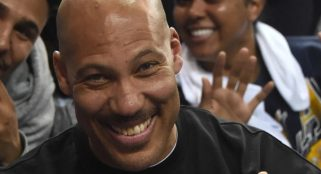 LaVar Ball compares Lonzo to Michael Jordan