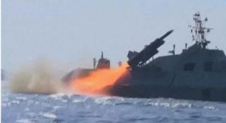 Iran launches missile attacks against ISIS in Syria