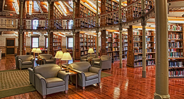 Top 10 Most Beautiful College Libraries in the US