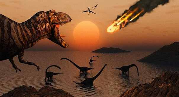 Mass extinction allowed dinosaurs to thrive, study reports