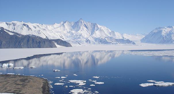 Nearly 100 volcanoes found lurking beneath Antarctica