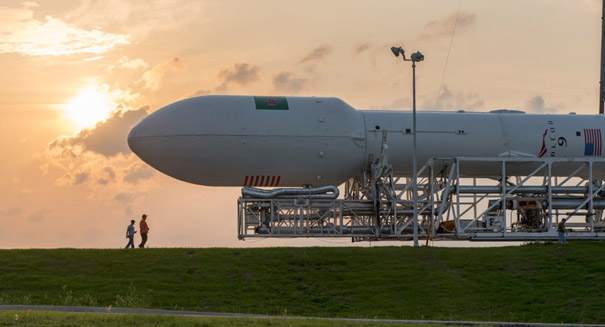 Musk: Falcon 9 rocket is ready to fire again after landing
