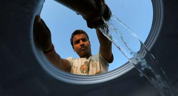 NASA finds 'human fingerprints' on many areas of water-suppler change