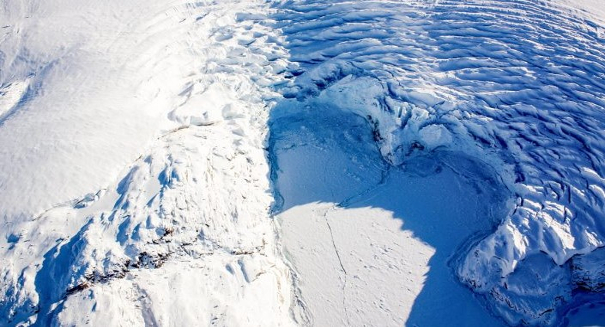 NASA sheds light on icy Greenland's heated past