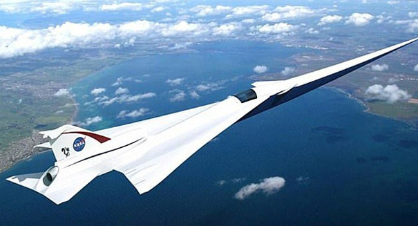 NASA to test supersonic aircraft technology with Texas residents