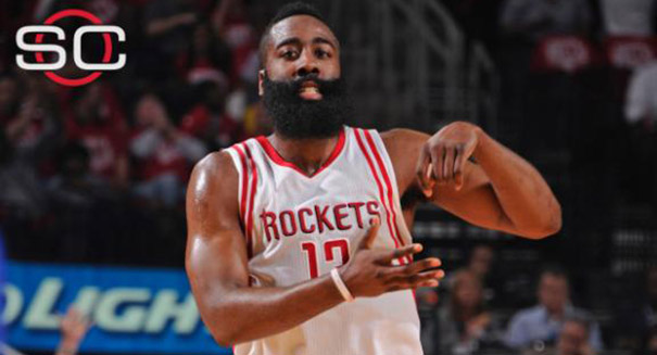 Harden and Morey make an MVP case