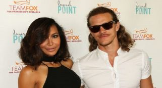 Naya Rivera  from 'Glee' arrested for domestic dispute in West Virginia