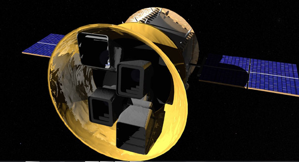 Newest exoplanet-hunting space telescope arrives at Kennedy Space Center