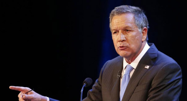 Ohio Gov. John Kasich: I can raise enough money to become GOP's 2016 candidate