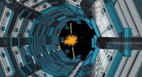 Physicists observe Higgs boson decaying for first time ever