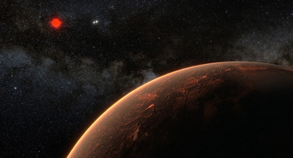 Proxima B could be covered in water
