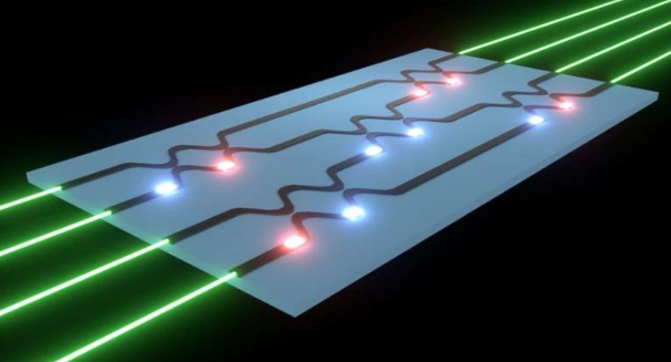 Researchers are closer to creating an optical artificial neural network