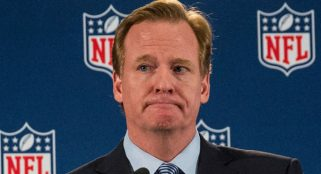 Roger Goodell comments on changing the speed of the game