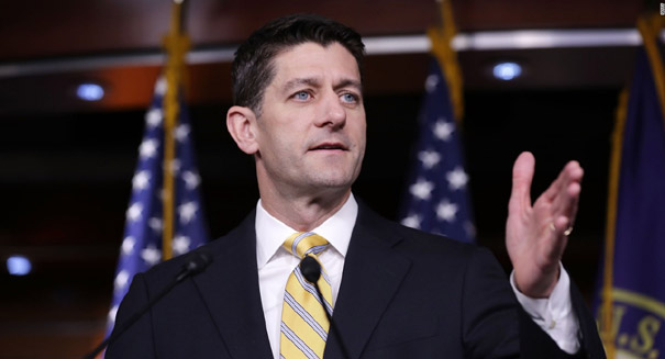 House Speaker Ryan says GOP will cut Medicare, Medicaid next year