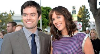 'SNL' alum Bill Hader files for divorce from filmmaker wife Maggie Carey